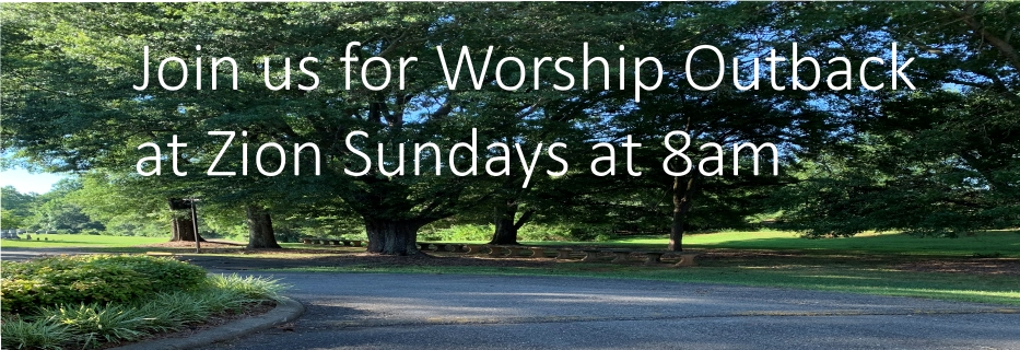 Outback Worship Banner