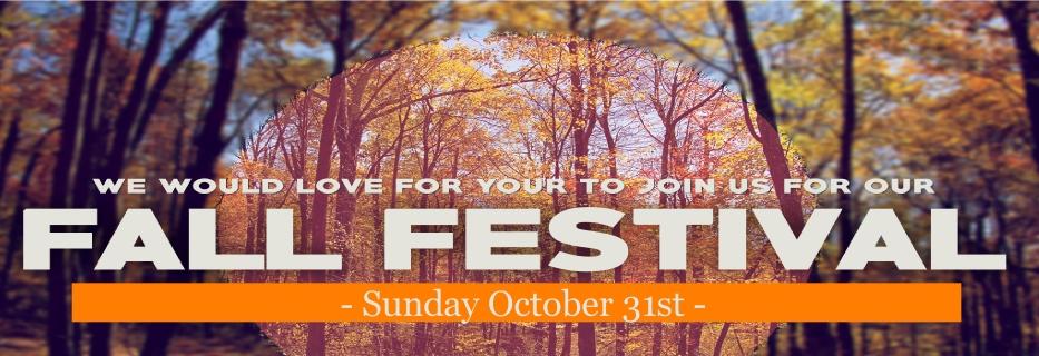 Fall Festival 21 Banner